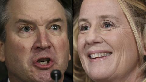 US top court pick Kavanaugh denies sexual assault accusation