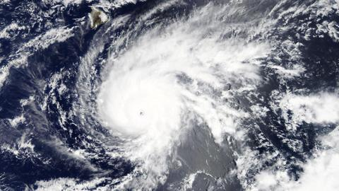 Rosa intensifies in Pacific Ocean into Category 4 hurricane
