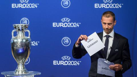 Did Germany deserve to host 2024 EURO Cup?