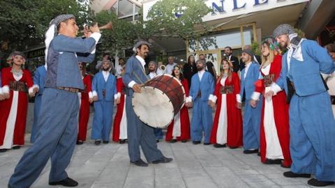 Turkey's Hakkari holds a film festival after decades of violence