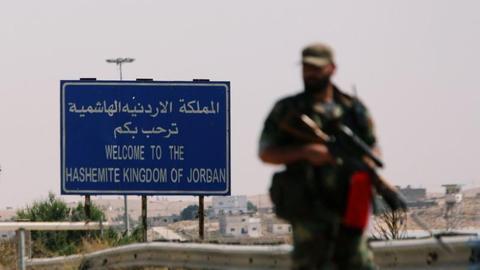 Syrian regime reopens Nassib border crossing with Jordan