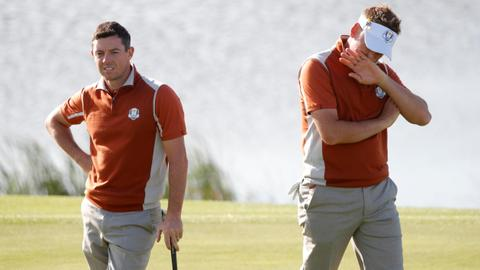 Europe take 10-6 lead into Ryder Cup final day