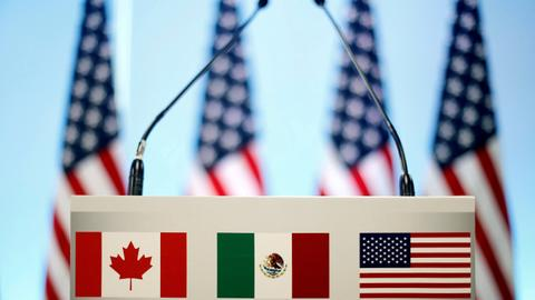 Canada, US make progress in bid to save NAFTA, no deal yet