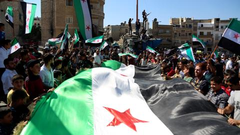 Latest updates: Idlib