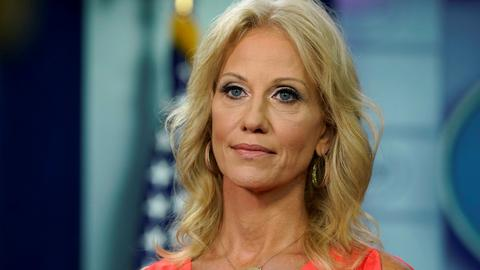 White House adviser Kellyanne Conway: I'm a victim of sexual assault