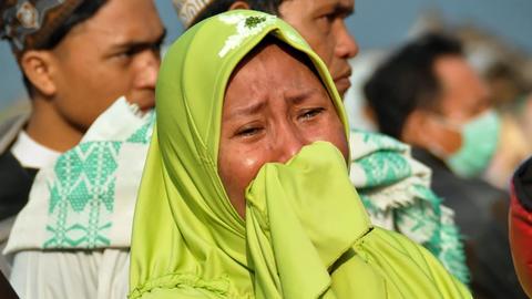 In pictures: Indonesia's quake-tsunami disaster