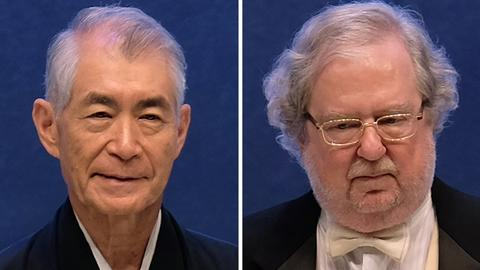 Cancer researchers win medicine Nobel Prize