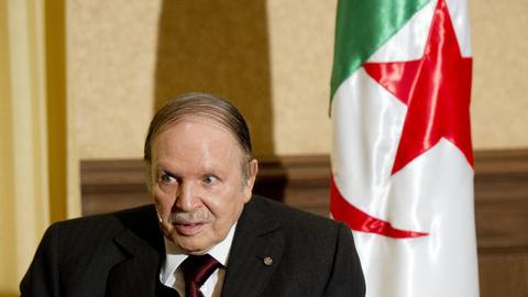 The power behind the president and the purge of the Algerian military