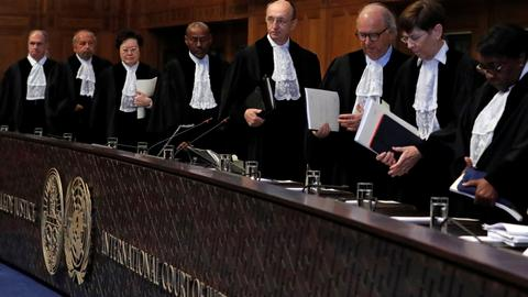 World court rejects Bolivia's bid on access to Pacific Ocean