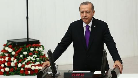 Turkey's Erdogan vows to eliminate terror threat in Iraq's north