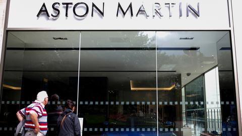 Aston Martin narrows $6B IPO range after investor response