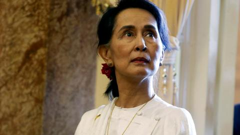Myanmar's Suu Kyi to keep Nobel Peace Prize