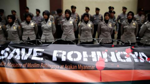 Amnesty accuses Myanmar military of