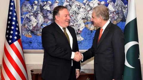 Can US-Pakistan mend ties as top officials meet?