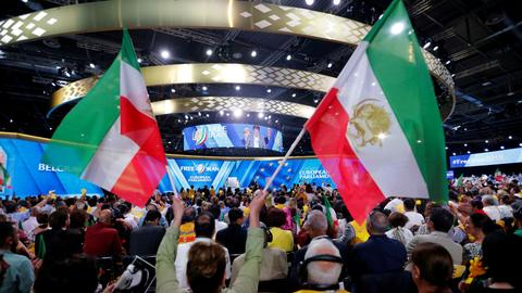 Iran denies French accusations over alleged bomb plot