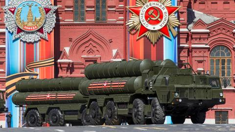 India risks US sanctions with purchase of Russian S-400 missile system