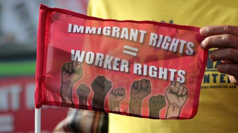 Judge bars US from ending protections for immigrants from four countries