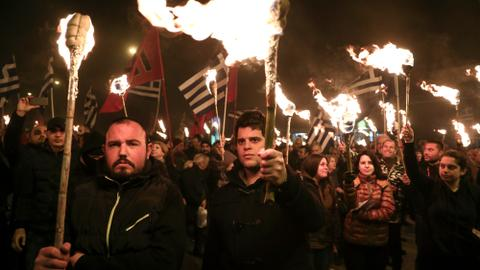 Greece's trial of neo-Nazi party Golden Dawn, explained