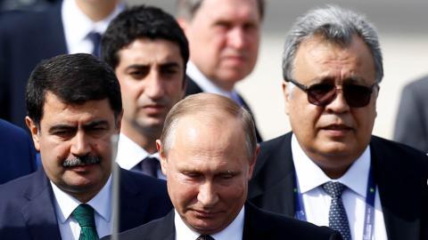 World condemns assassination of Russia's ambassador to Turkey