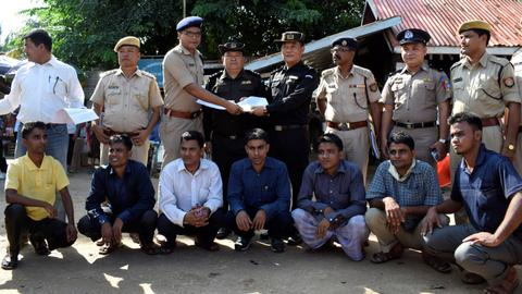 India deports seven Rohingya to Myanmar despite UN protest