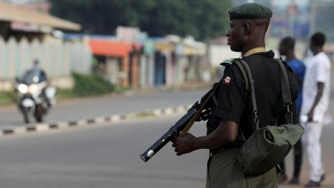Ethnic clashes leave another 13 dead in central Nigeria