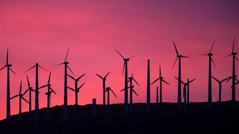Wind turbines contribute to climate change, study says