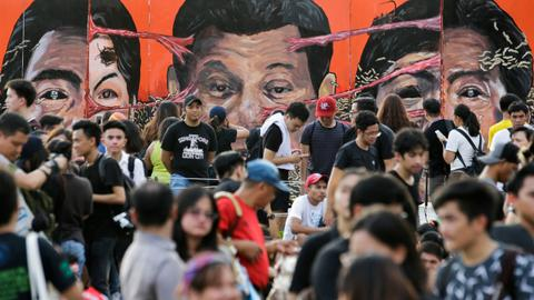 Why Duterte's war on drugs is a war he cannot win
