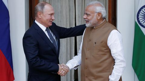 India quietly seals missile deal with Russia despite US warning