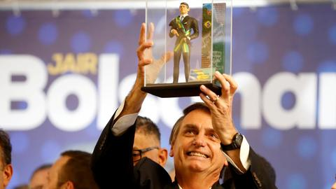 Can Brazil's far-right candidate win Sunday's presidential polls?