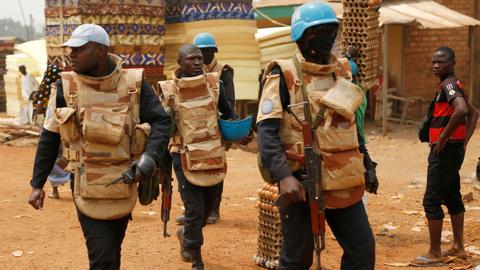 Clashes in Central African Republic leave at least 37 dead – UN