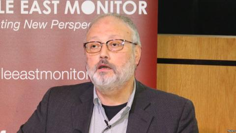 Missing Saudi journalist has not left the consulate - police sources say