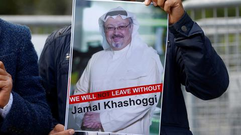 Saudi journalist Jamal Khashoggi 'killed inside consulate' – Reuters