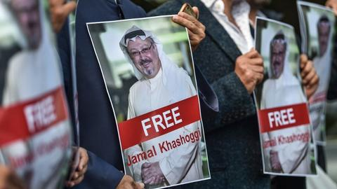 'Prove' Jamal Khashoggi walked out of consulate – Erdogan asks Riyadh