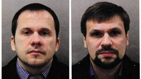 Second Russian blamed for Skripal poisoning named as GRU doctor: Bellingcat