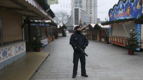 Tunisian man sought for Berlin truck attack
