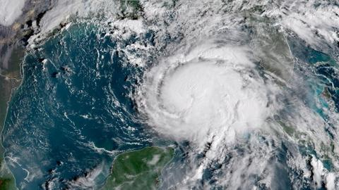 Hurricane Michael upgraded to Category 3 storm