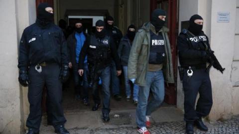 Manhunt underway for suspect in Berlin truck attack