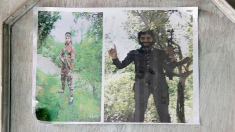 Mother of a militant, mother to a child: blurred lines in Kashmir conflict