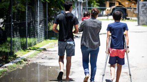 Mental state of Nauru camp child refugees deteriorating