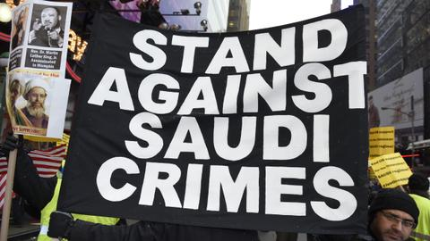 Saudi Arabia's rich history of crushing dissent