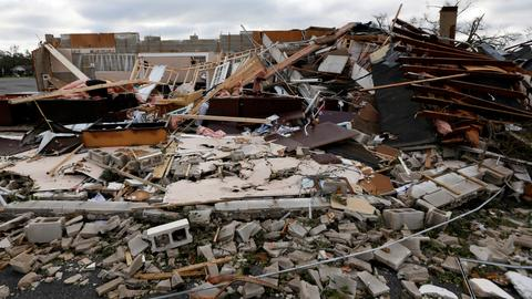 Hurricane Michael causes 'unimaginable destruction' in Florida