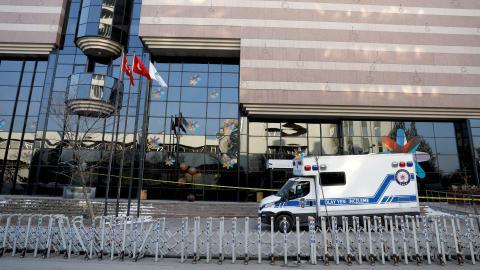 Turkey releases family of Russian envoy's killer