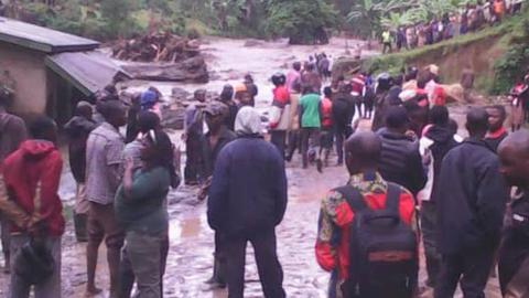 At least 34 killed in Uganda mudslides – aid group