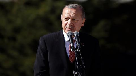 Erdogan hints at new Syria operation in 'east of Euphrates'