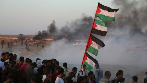 Israeli forces kill at least six Palestinians in Gaza