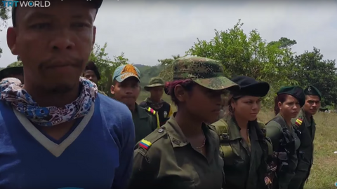 Former FARC rebels struggle to reintegrate in Colombia