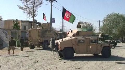 At least 19 dead, dozens injured in blast at Afghan election rally