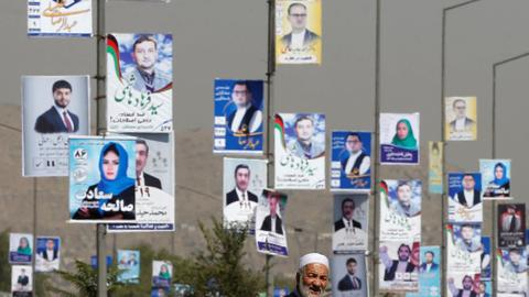 Afghans set to elect new parliament amid fraud and security concerns