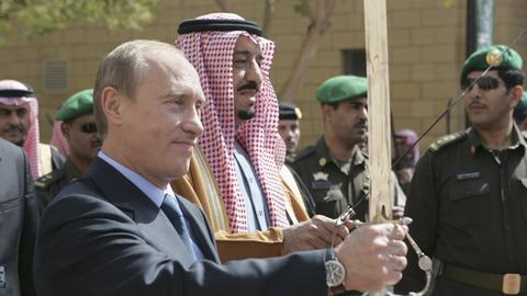 As Saudi-US relations hit rock bottom, could Saudi turn to Russia or China?