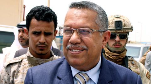Yemen's President Hadi sacks premier over economic crisis